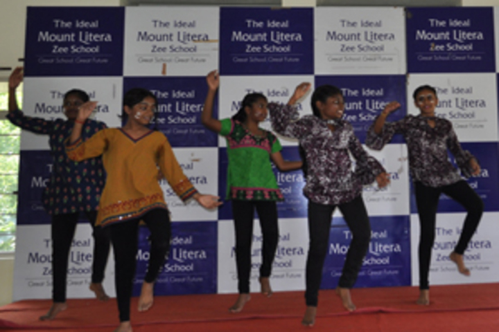 Ideal Mount Litera Zee School-Dance