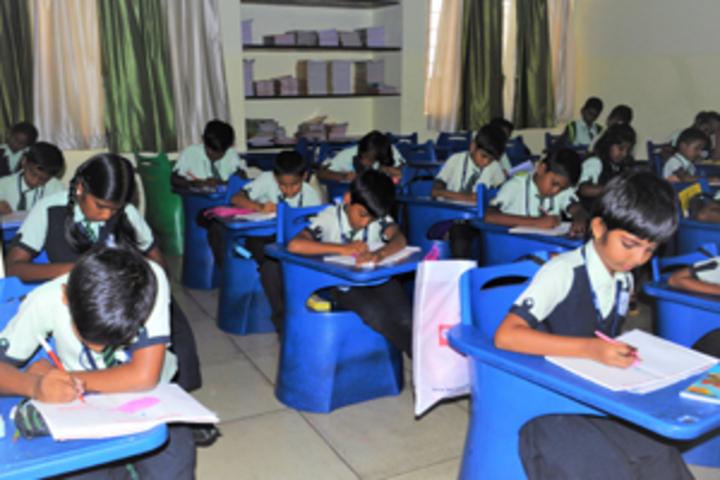 Ideal Mount Litera Zee School-Drawing