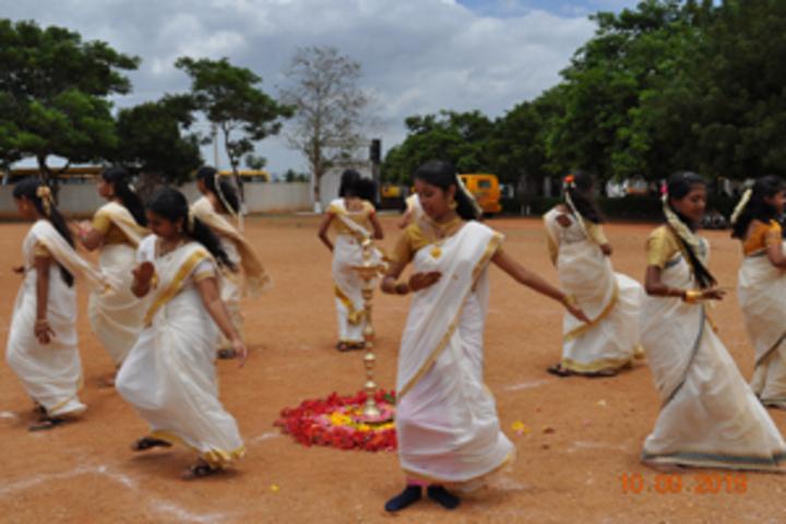 Ideal Mount Litera Zee School-Festival Celebration