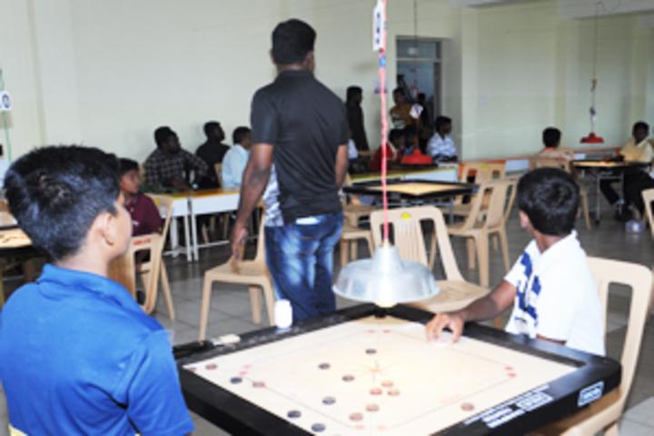 Ideal Mount Litera Zee School-Indoor Games