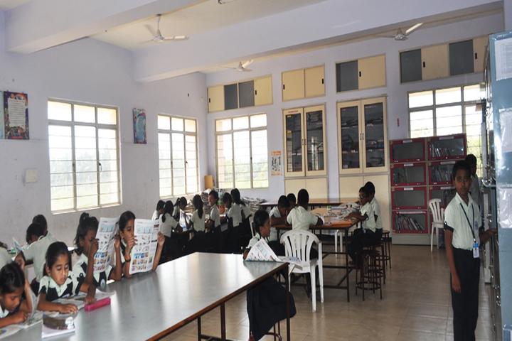 Ideal Mount Litera Zee School-Library