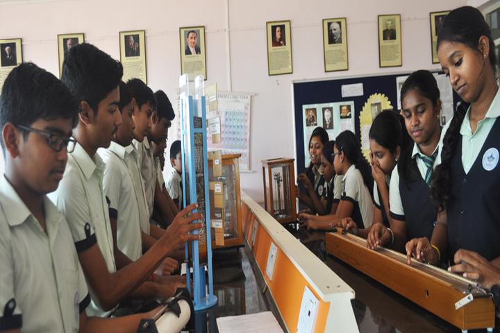 Ideal Mount Litera Zee School-Physics Lab