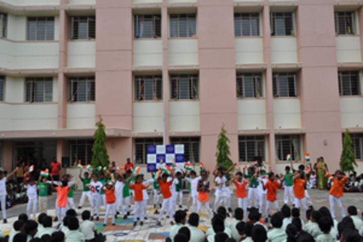 Ideal Mount Litera Zee School-Republic day Celebration