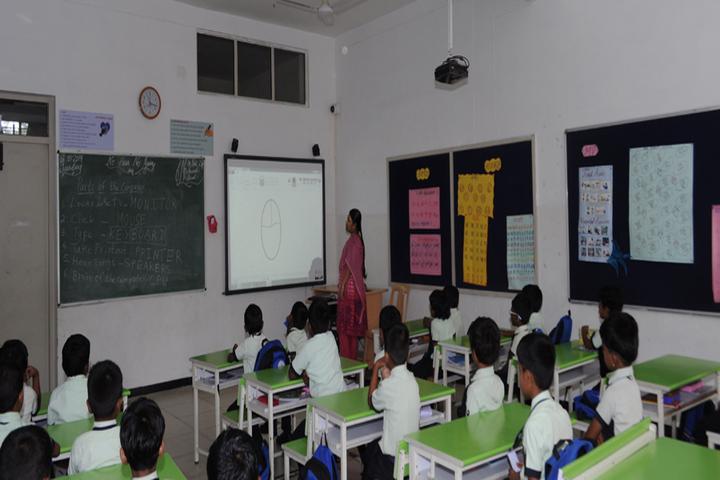 Ideal Mount Litera Zee School-Smart Classroom