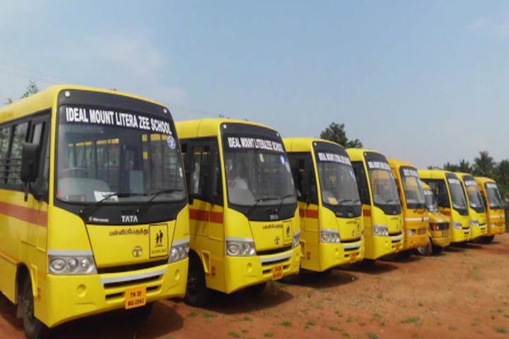 Ideal Mount Litera Zee School-Transport