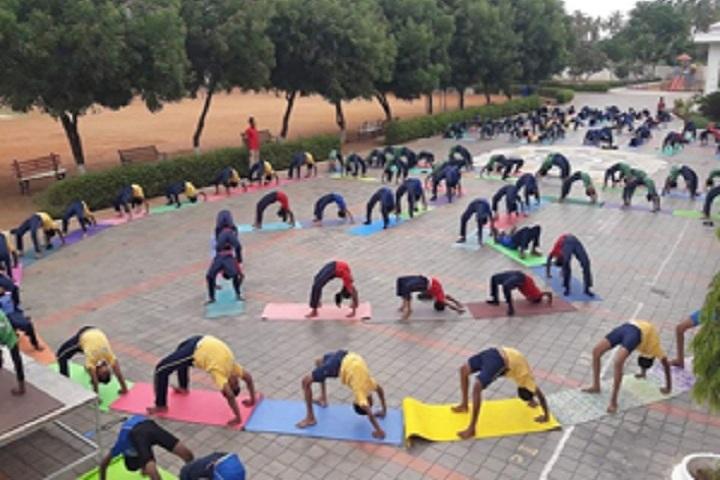 Ideal Mount Litera Zee School-Yoga
