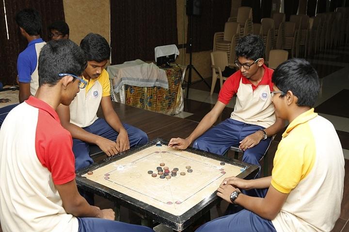 Indu International School-Indoor-Games