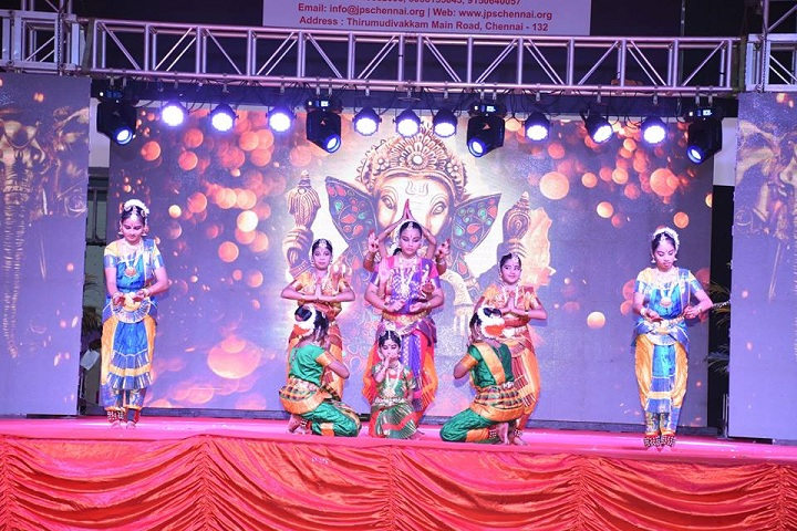 Jain Public School-School For Leaders-Dance