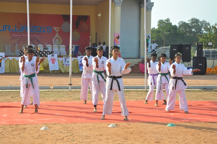 Jain Public School-School For Leaders-Karate