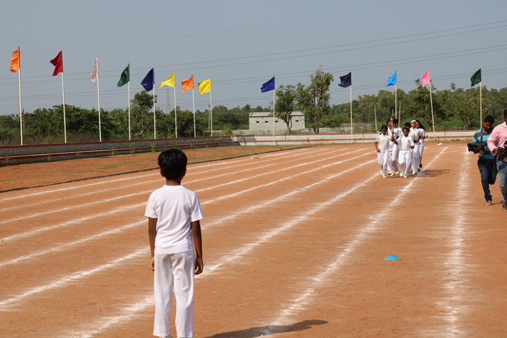 Jain Public School-School For Leaders-Sports
