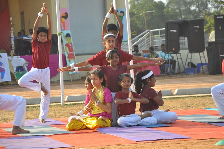 Jain Public School-School For Leaders-Yoga-Activity