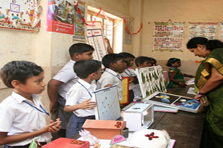 Jawahar Higher Secondary School-Science Exhibition