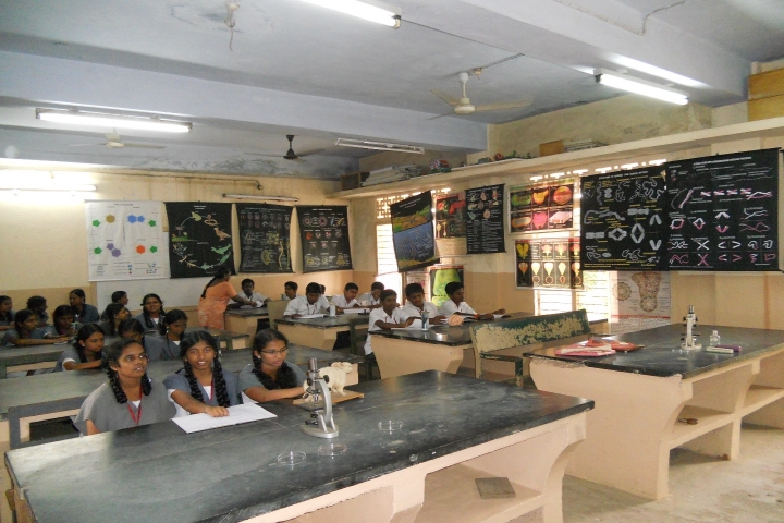 Jawahar Higher Secondary School-Physics Lab