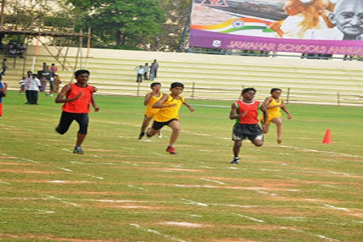 Jawahar Higher Secondary School-Sports