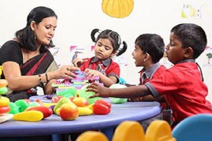 Jeeva Memorial Public School-Activity Room