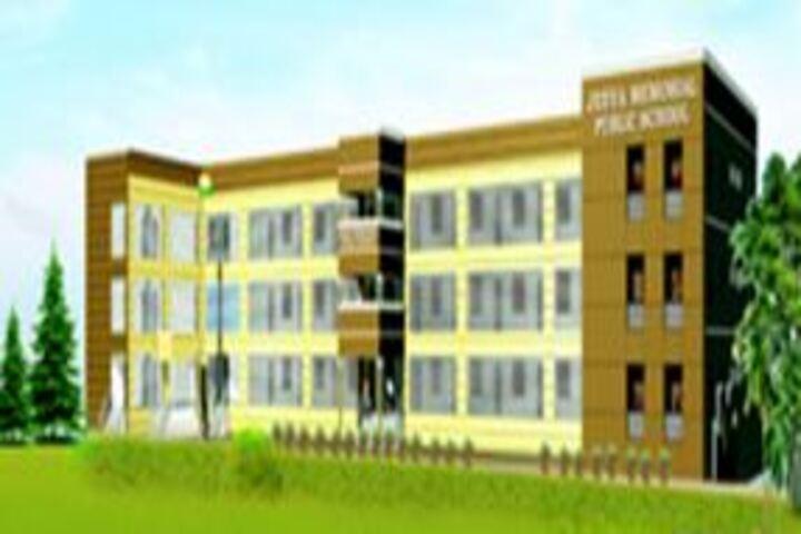 Jeeva Memorial Public School-Campus