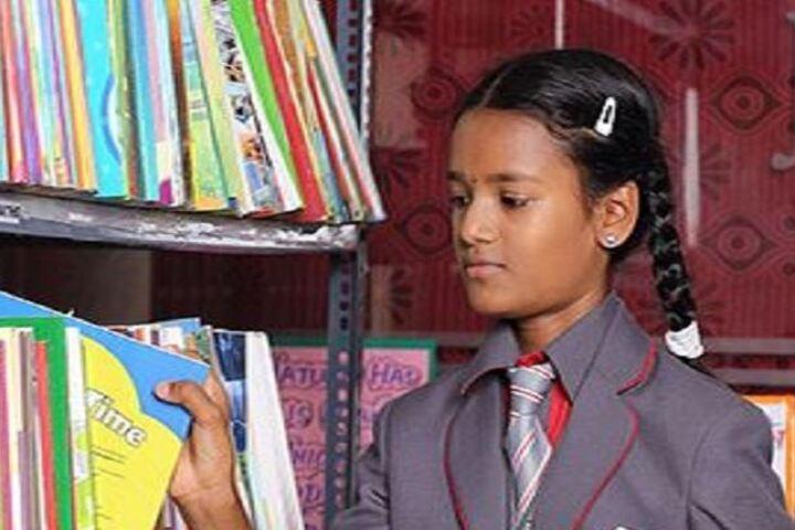 Jeeva Memorial Public School-Library