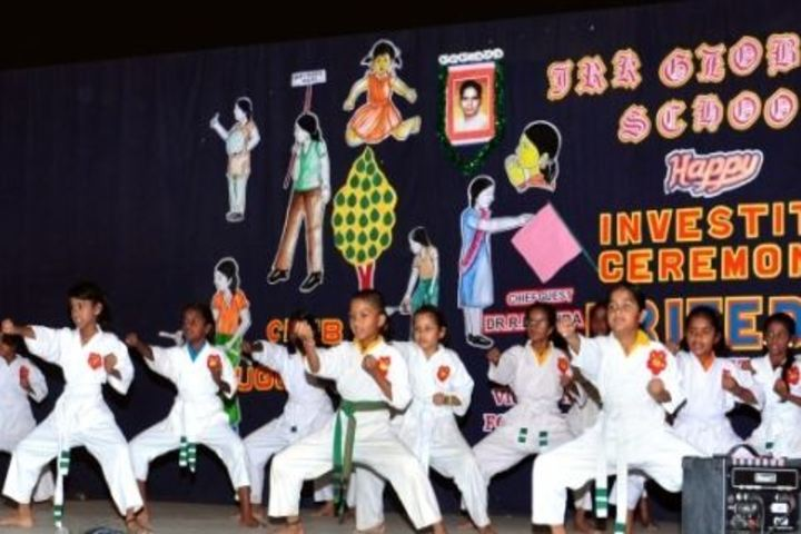 Jrk Global School-Karate