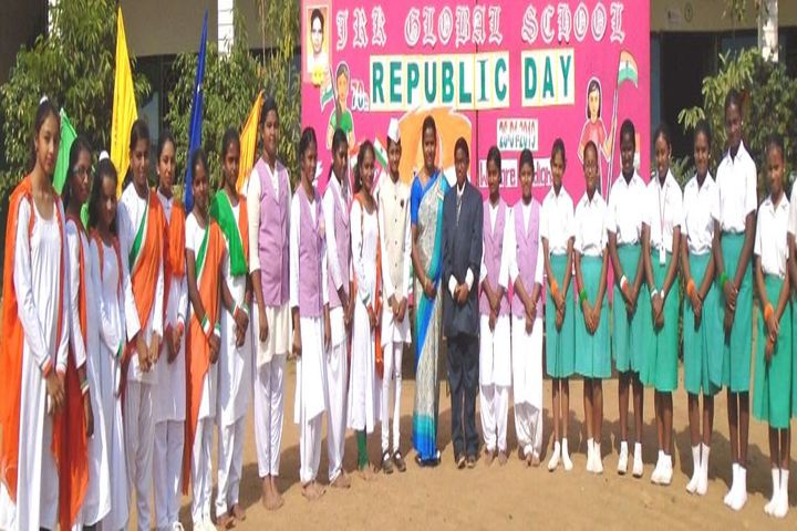 Jrk Global School-Republic Day