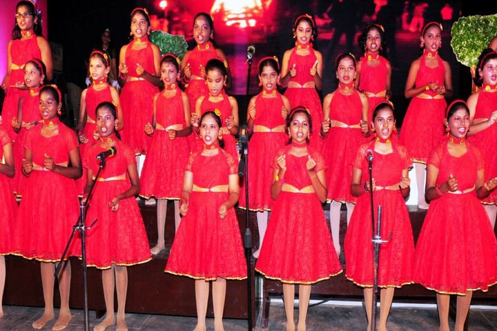 Jrk Global School-Singing