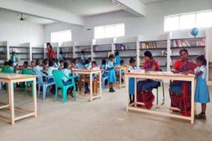 K C Vidyalayam-Library