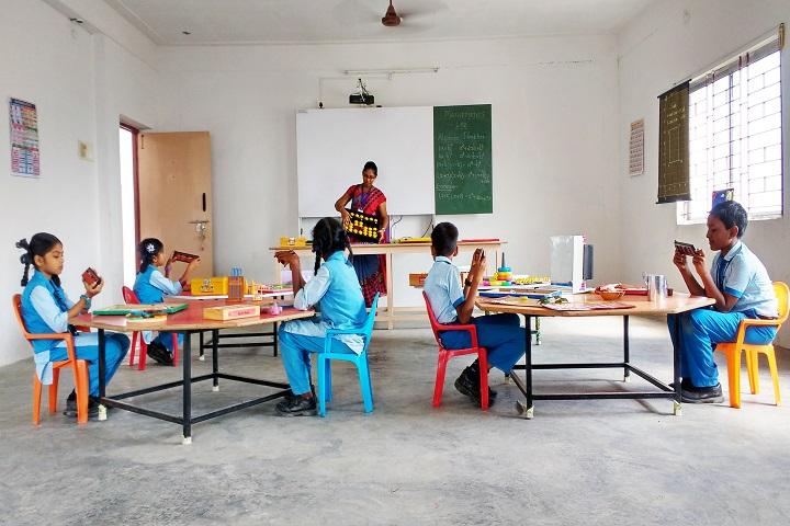K C Vidyalayam-Maths Lab