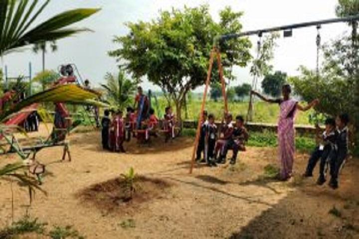 K C Vidyalayam-Play Area
