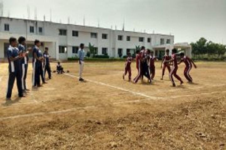 K C Vidyalayam-Playground