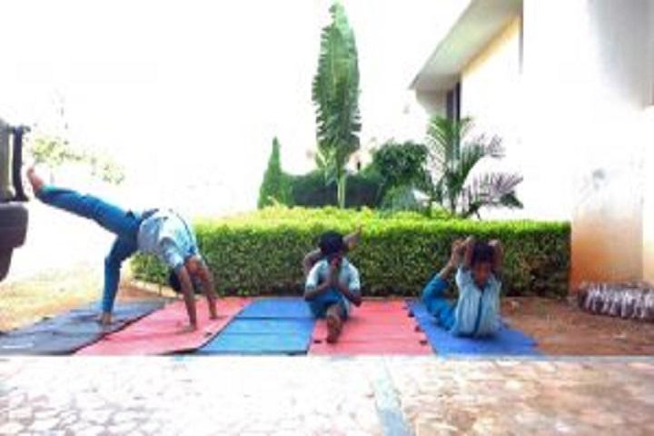K C Vidyalayam-Yoga
