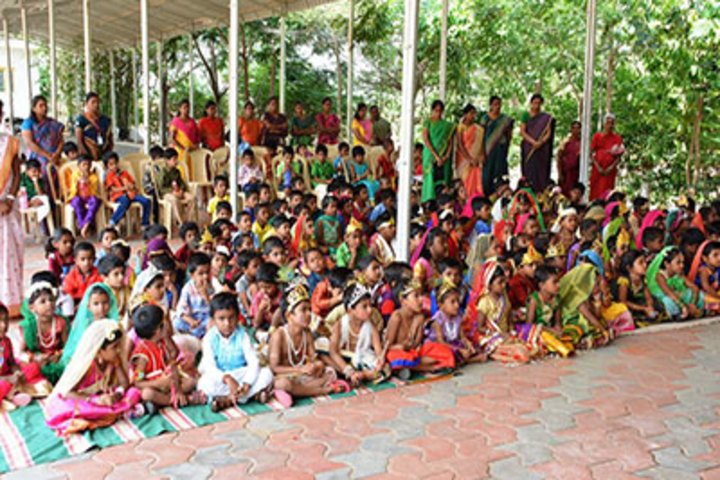 K G International School-Krishnastami Celebrations