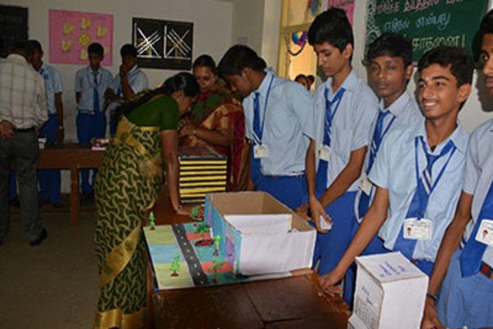 K G International School-Science Exhibition