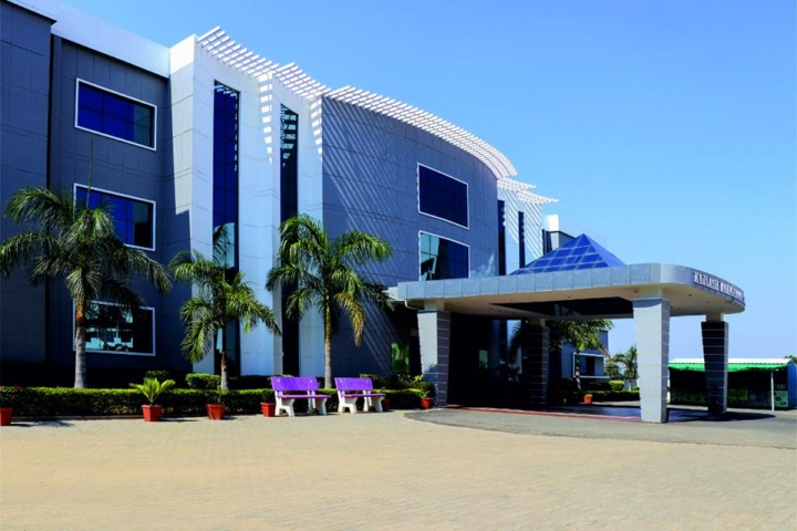 Campus View of Kailash Maansarovar School
