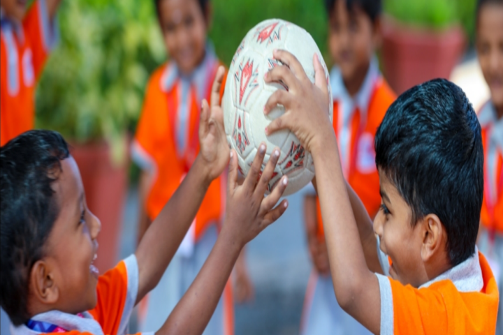 Sports of Kailash Maansarovar School