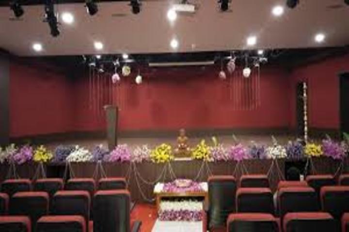 Kamala Niketan Montessori School-Auditorium