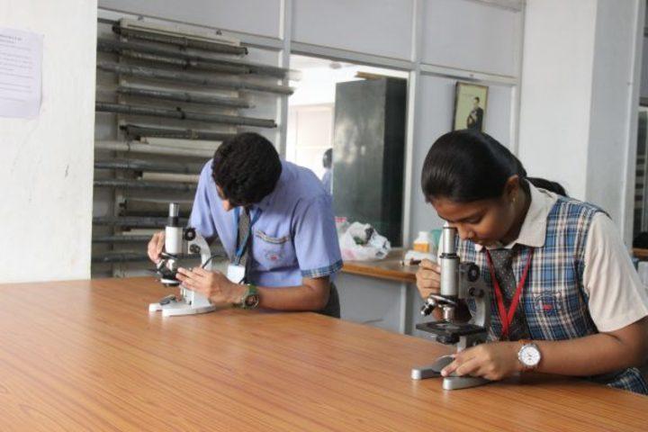 Kamala Niketan Montessori School-Biology Lab