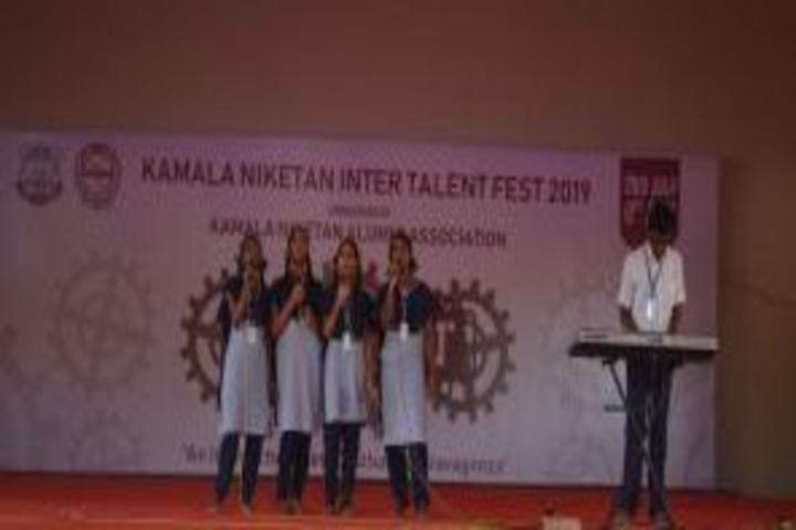 Kamala Niketan Montessori School-Inter Talent Fest