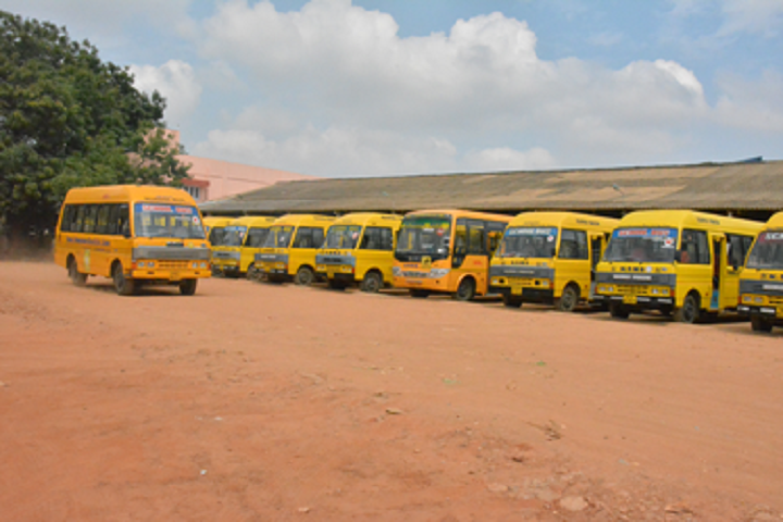 Kamala Subramaniam Secondary School-Bus