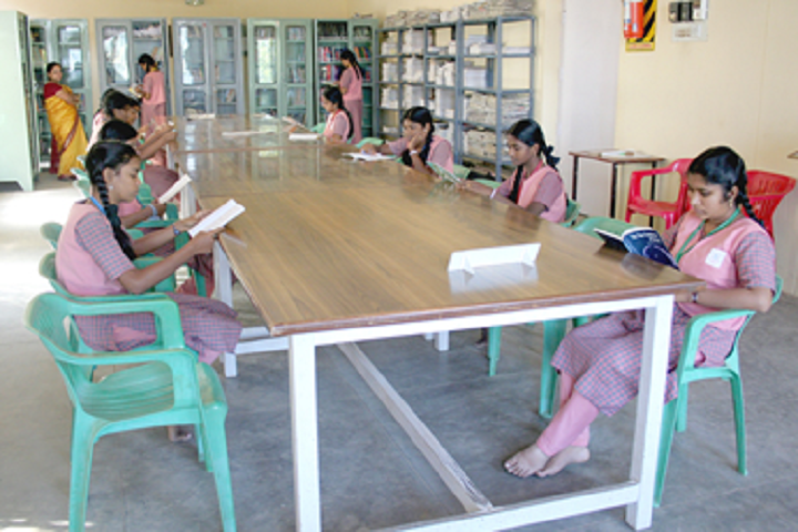 Kamala Subramaniam Secondary School-Library