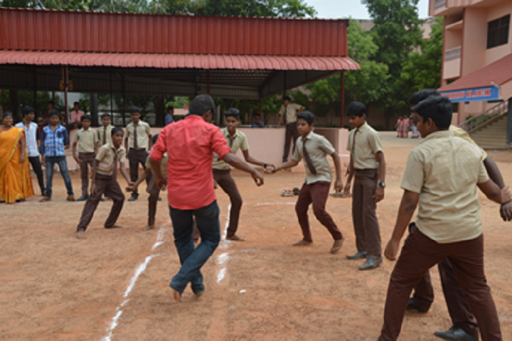 Kamala Subramaniam Secondary School-Playground