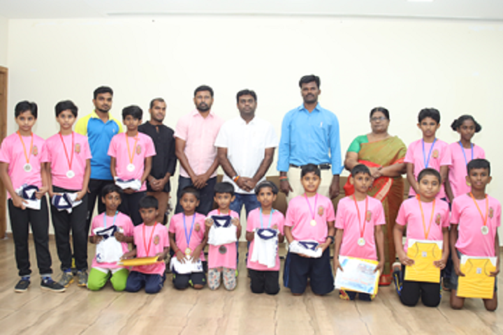 Kamala Subramaniam Secondary School-Sports winner