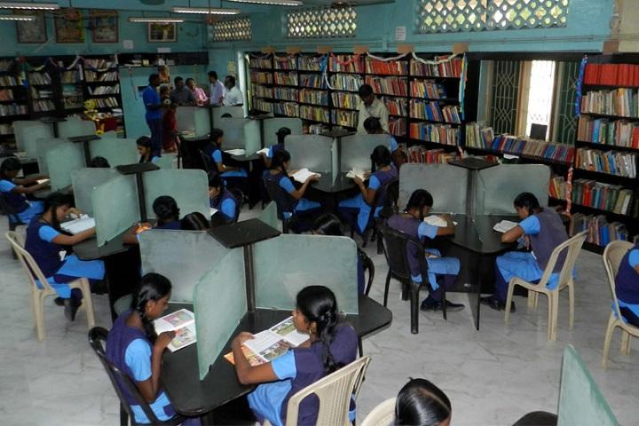 Kamalavathi Higher Secondary School-Library
