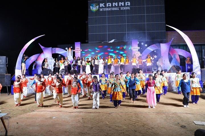 Kanna International School-Annual Day