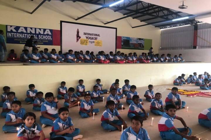 Kanna International School-Auditorium