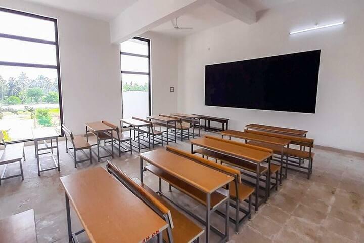 Kanna International School-Classrooms