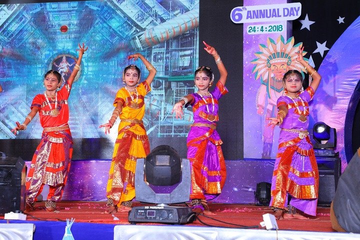 Kanna International School-Dance Event