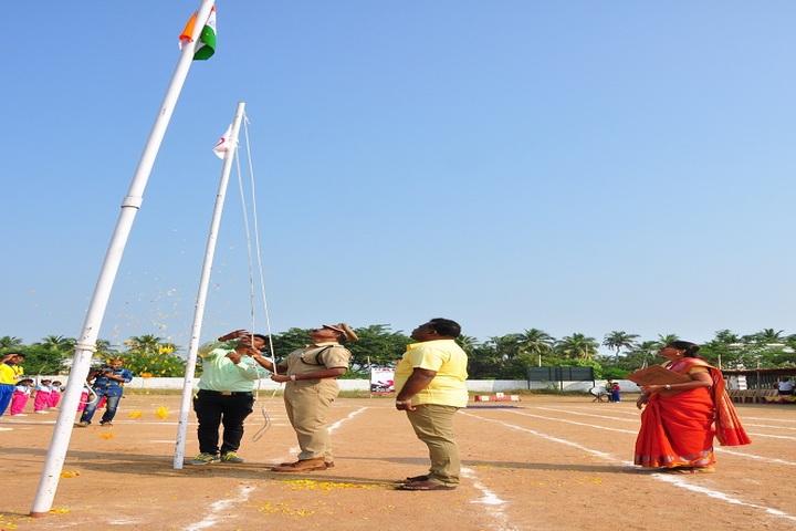 Kanna International School-Independence Day