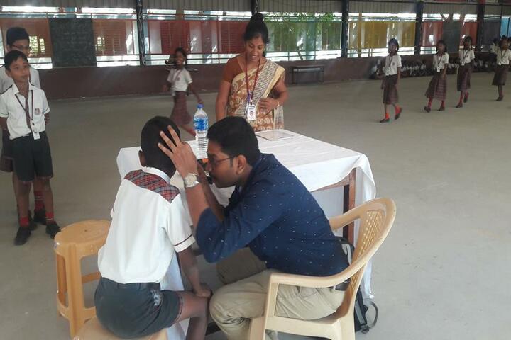 Kanna International School-Medical Checkup