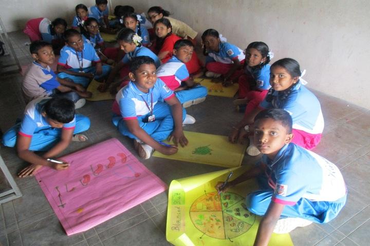 Kanna International School-Poster Presentation