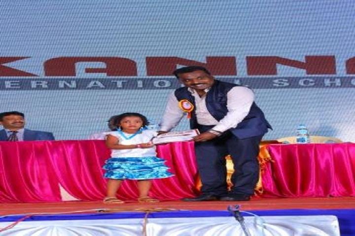 Kanna International School-Price Distribution