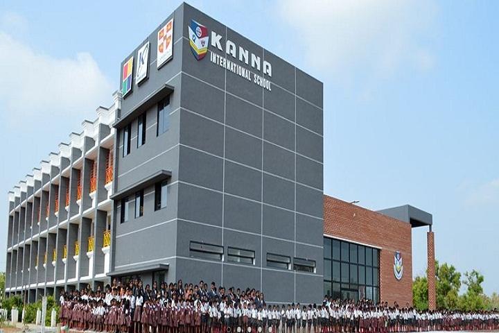 Kanna International School-School View